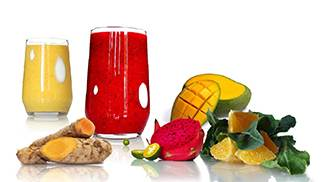 High Nutrient Antioxidant Smoothie#