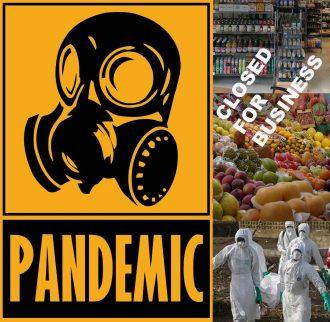 Pandemic Closed For Biz 02#