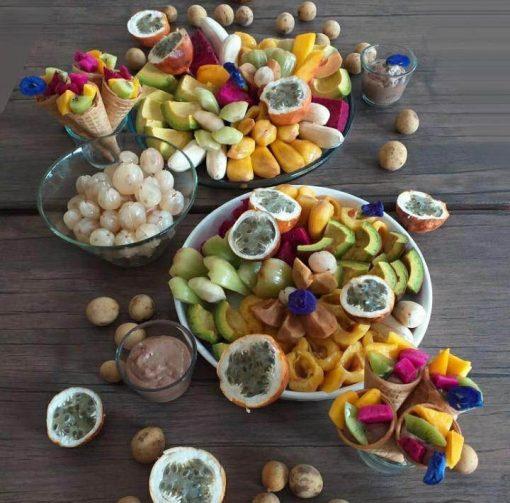 Batam Fruit Tour 01