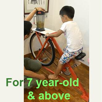 Smoothie Bike Sg Child#