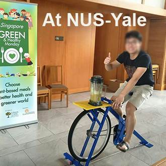 Smoothie Bike Sg Nus Yale #