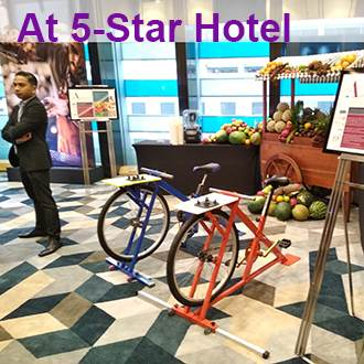 Smoothie Bike Sg Sofitel#