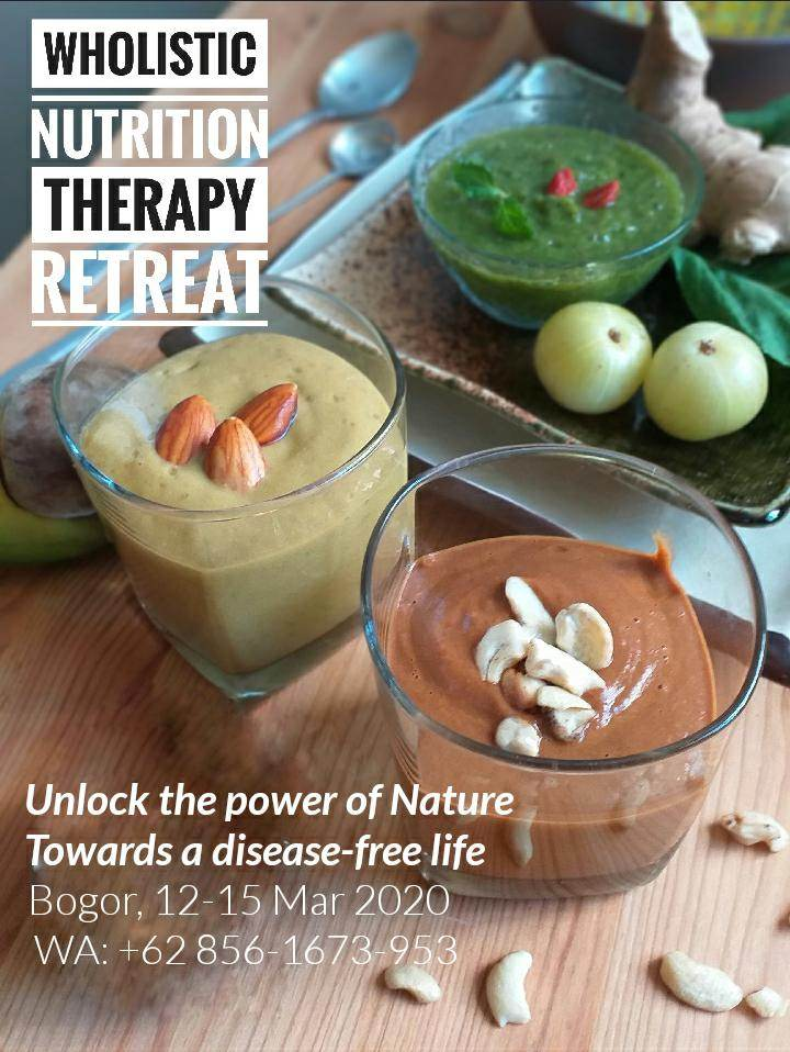 Wholistic Nutrition Retreat Bogorjpg