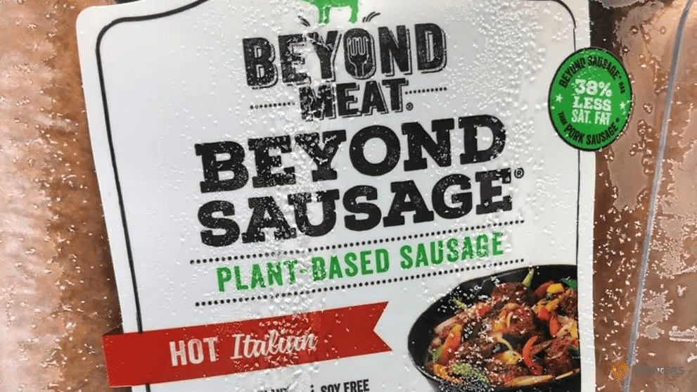 Products From Beyond Meat Inc